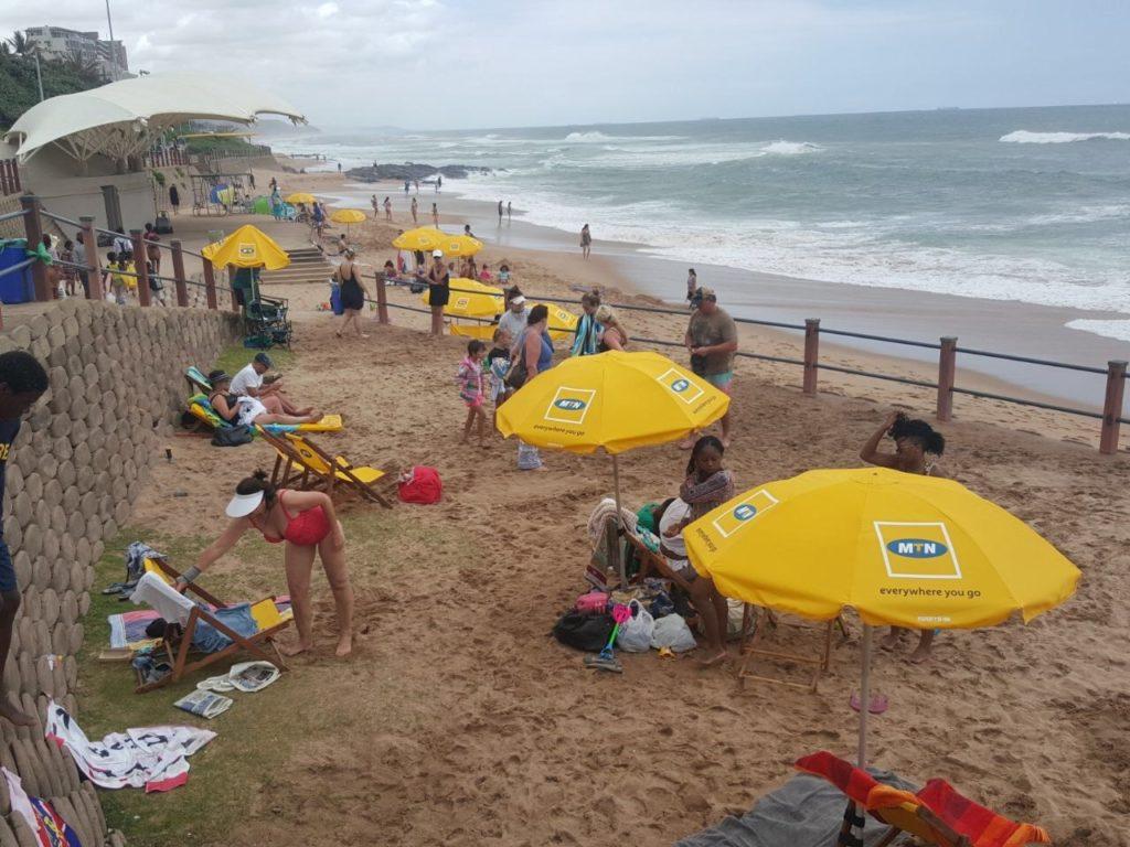 New Beach Umbrella S