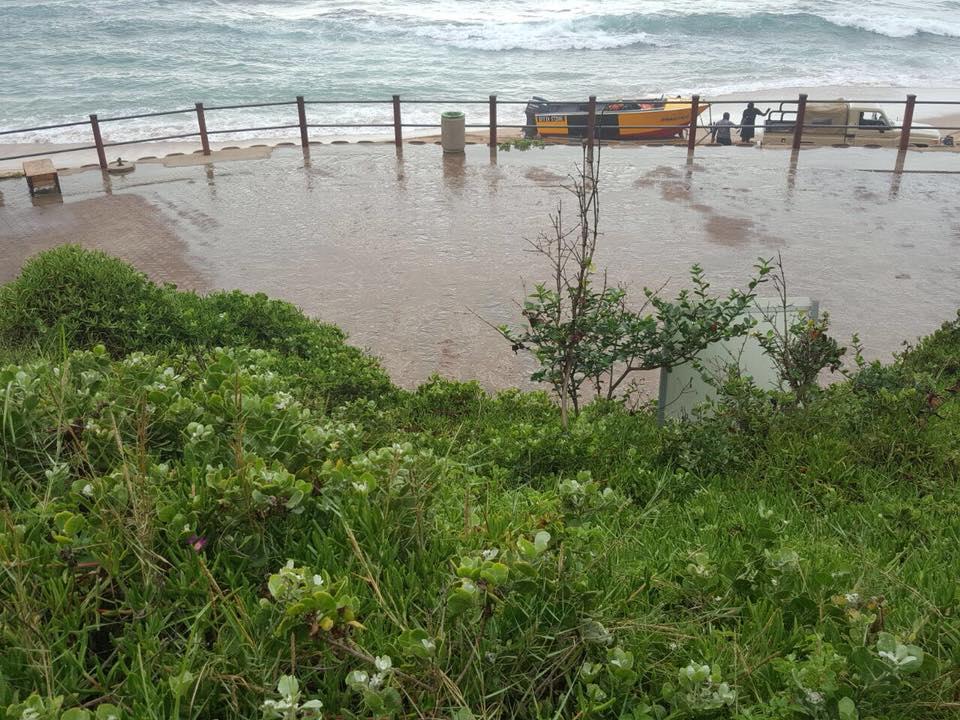 News Alert: Beach Closure