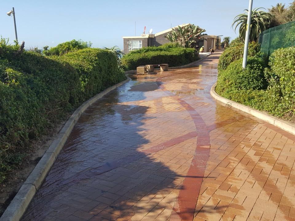 uMhlanga Promenade Sewer Leak