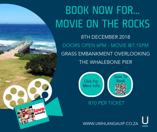 Movie On The Rocks – Book Now!