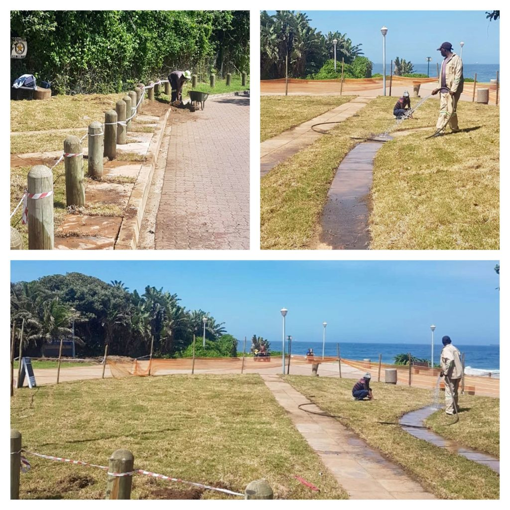 Durban View Park Gets Revamped