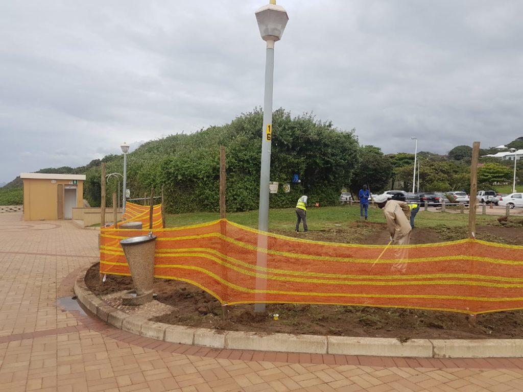 Durban View Park Repairs