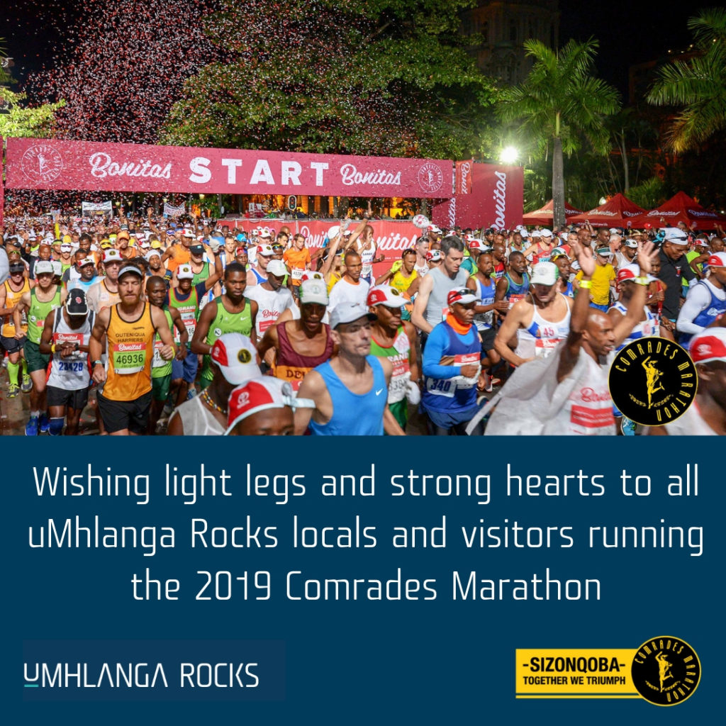 All Systems Go For Comrades 2019