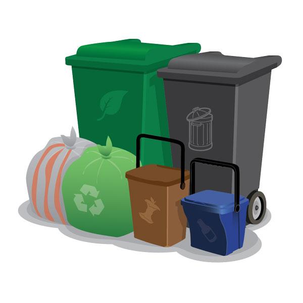 Waste Collection Service Interruption